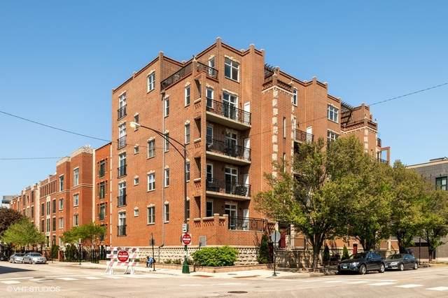 820 W Hubbard Street #3, Chicago, IL 60642 (MLS #11085513) :: John Lyons Real Estate
