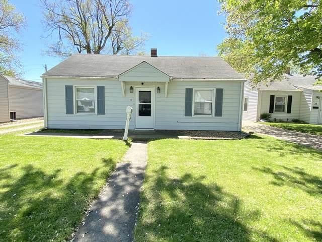 39 Gerald Road, Rantoul, IL 61866 (MLS #11085527) :: Ryan Dallas Real Estate