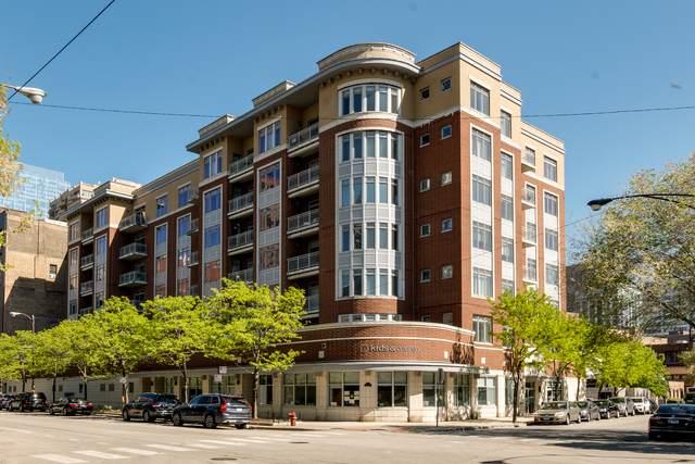 657 W Fulton Street #202, Chicago, IL 60661 (MLS #11085564) :: Lewke Partners
