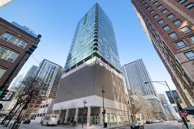 550 N Saint Clair Street #1602, Chicago, IL 60611 (MLS #11085579) :: Lewke Partners