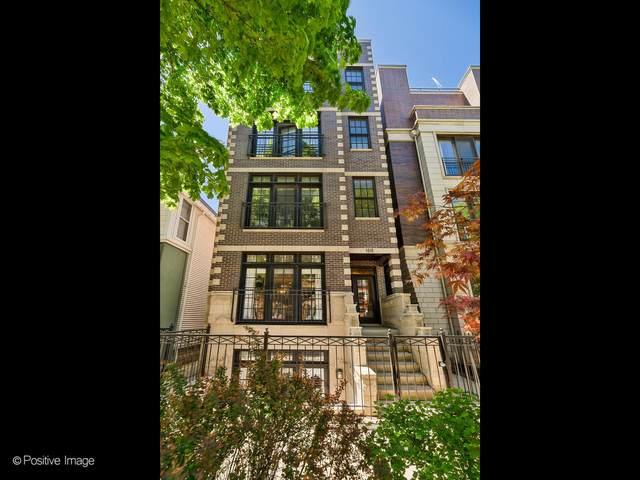 1510 N Cleveland Avenue #1, Chicago, IL 60610 (MLS #11085585) :: Lewke Partners