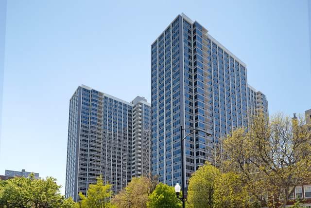 4250 N Marine Drive #2726, Chicago, IL 60013 (MLS #11085610) :: Lewke Partners