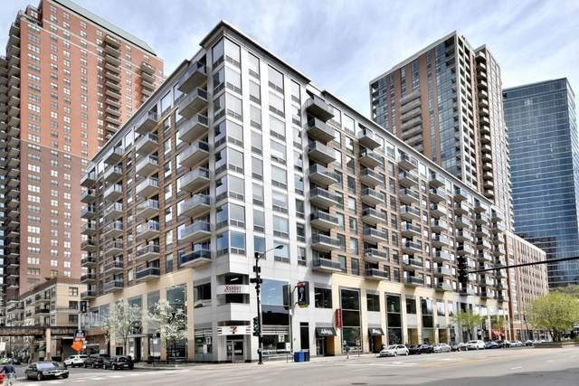 1 E 8th Street #809, Chicago, IL 60605 (MLS #11085627) :: Lewke Partners