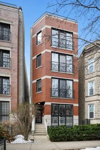 3534 N Fremont Street #2, Chicago, IL 60657 (MLS #11085633) :: Lewke Partners