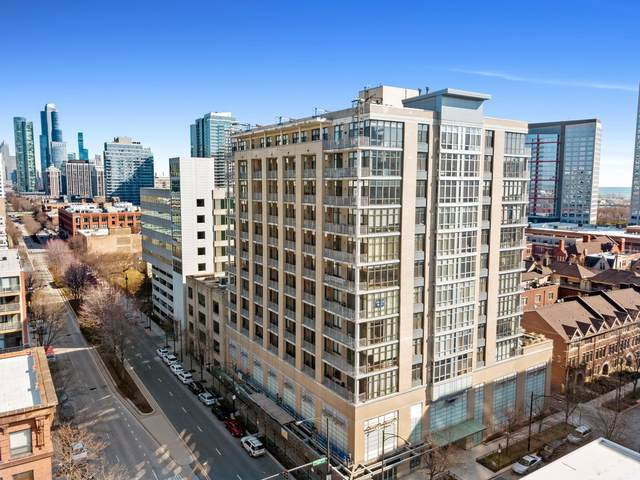 212 E Cullerton Street Ph-03, Chicago, IL 60616 (MLS #11085662) :: Lewke Partners