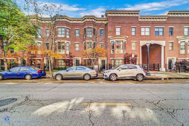1719 W Belmont Avenue, Chicago, IL 60657 (MLS #11085676) :: Lewke Partners