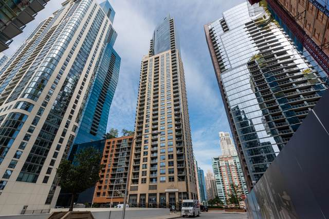 420 E Waterside Drive #1303, Chicago, IL 60601 (MLS #11085688) :: Lewke Partners