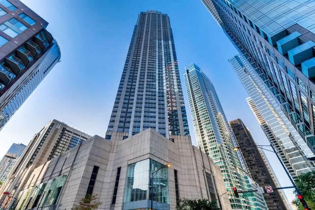512 N Mcclurg Court #3501, Chicago, IL 60611 (MLS #11085702) :: Lewke Partners