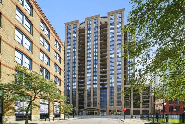 435 W Erie Street #705, Chicago, IL 60654 (MLS #11085705) :: Lewke Partners