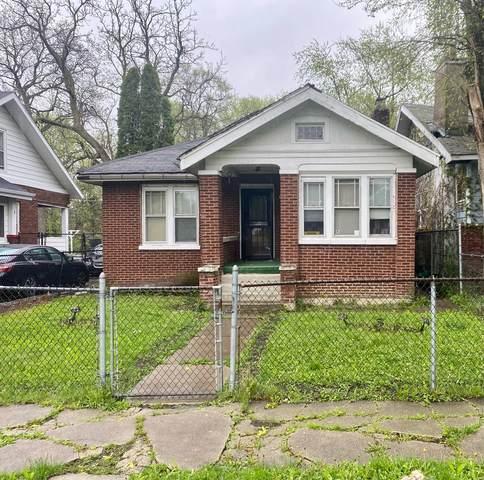 15535 Loomis Avenue, Harvey, IL 60426 (MLS #11085728) :: Ryan Dallas Real Estate