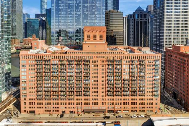 165 N Canal Street #1013, Chicago, IL 60606 (MLS #11085738) :: Lewke Partners