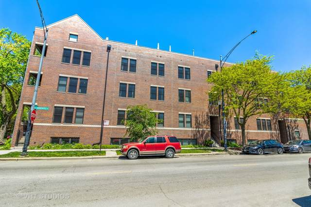 4405 N Greenview Avenue 2A, Chicago, IL 60640 (MLS #11085743) :: Lewke Partners
