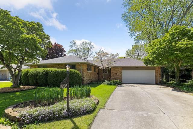 1205 E Mumford Drive, Urbana, IL 61801 (MLS #11085764) :: Ryan Dallas Real Estate