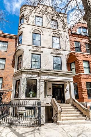 72 E Elm Street #4, Chicago, IL 60611 (MLS #11085767) :: Lewke Partners