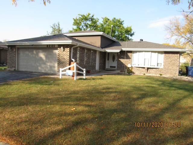 6202 Streamwood Lane, Matteson, IL 60443 (MLS #11085786) :: Helen Oliveri Real Estate