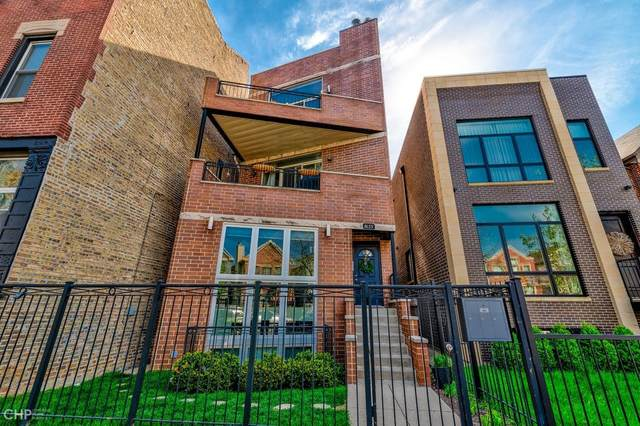 1655 N Campbell Avenue #3, Chicago, IL 60647 (MLS #11085804) :: Lewke Partners