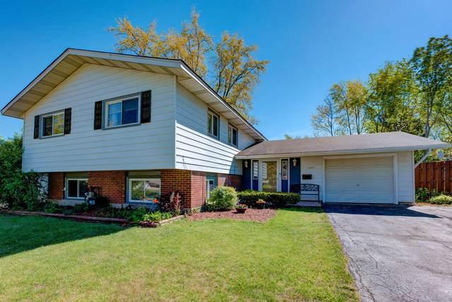 1640 Highland Boulevard, Hoffman Estates, IL 60169 (MLS #11085805) :: Helen Oliveri Real Estate