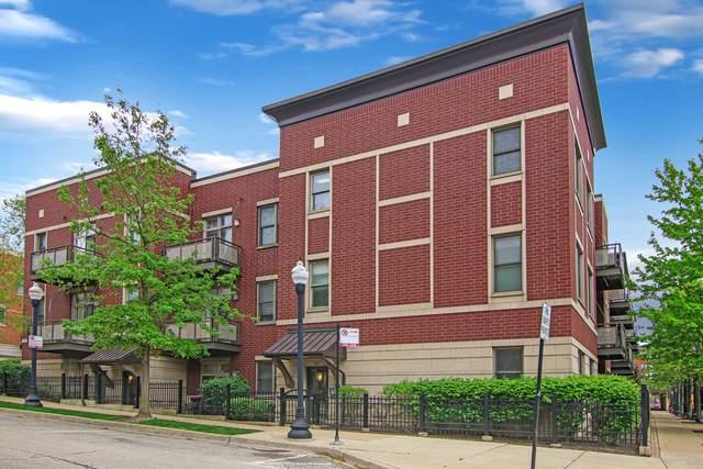 767 W 15th Street #108, Chicago, IL 60607 (MLS #11085834) :: Lewke Partners