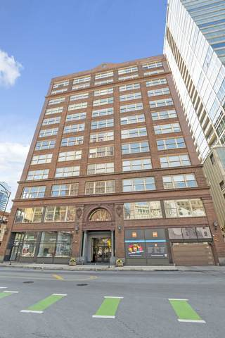 161 W Harrison Street 1106-1108, Chicago, IL 60605 (MLS #11085857) :: Lewke Partners