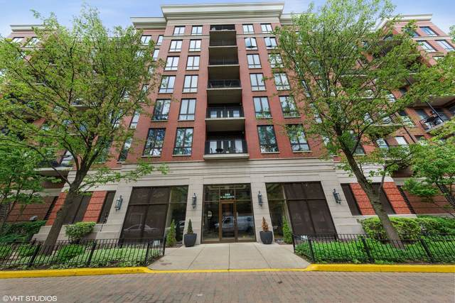 343 W Old Town Court #705, Chicago, IL 60610 (MLS #11085868) :: Lewke Partners