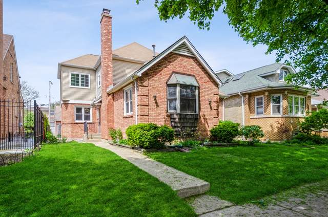 6338 N Merrimac Avenue, Chicago, IL 60646 (MLS #11085886) :: Lewke Partners