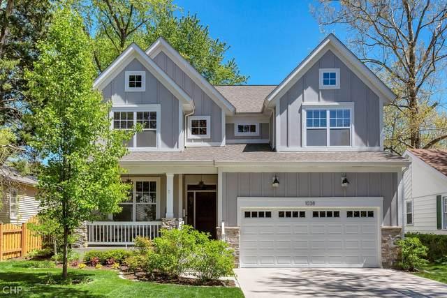 1038 N Eagle Street, Naperville, IL 60563 (MLS #11085910) :: Helen Oliveri Real Estate