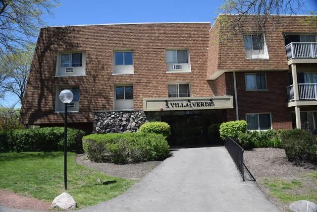 1 Villa Verde Drive #206, Buffalo Grove, IL 60089 (MLS #11085925) :: BN Homes Group