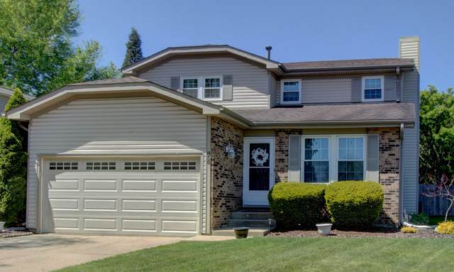 858 Shenandoah Drive, Carol Stream, IL 60188 (MLS #11085948) :: BN Homes Group