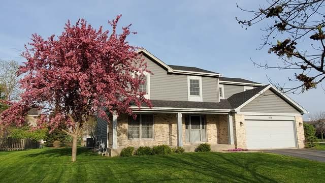 478 Springwood Lane, Bolingbrook, IL 60440 (MLS #11085952) :: Angela Walker Homes Real Estate Group