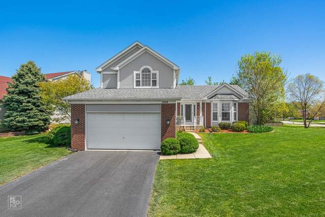 1508 Comanche Drive, Bolingbrook, IL 60490 (MLS #11085973) :: Angela Walker Homes Real Estate Group