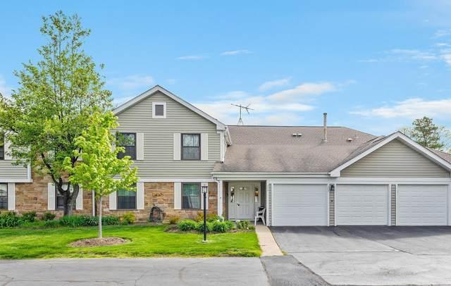 373 Southbury Court D2, Schaumburg, IL 60193 (MLS #11086066) :: BN Homes Group