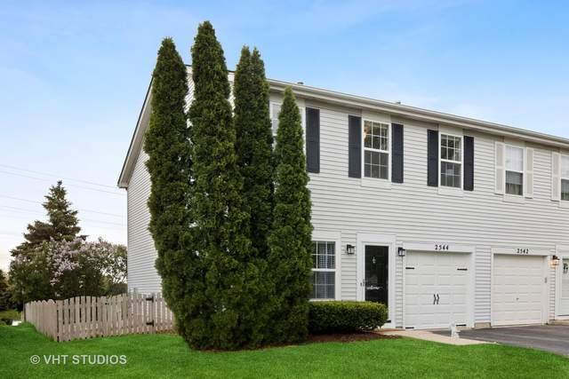 2544 Stonybrook Drive, Plainfield, IL 60586 (MLS #11086077) :: O'Neil Property Group