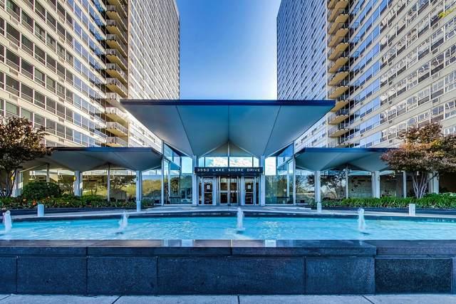 3550 N Lake Shore Drive #917, Chicago, IL 60657 (MLS #11086146) :: Ryan Dallas Real Estate
