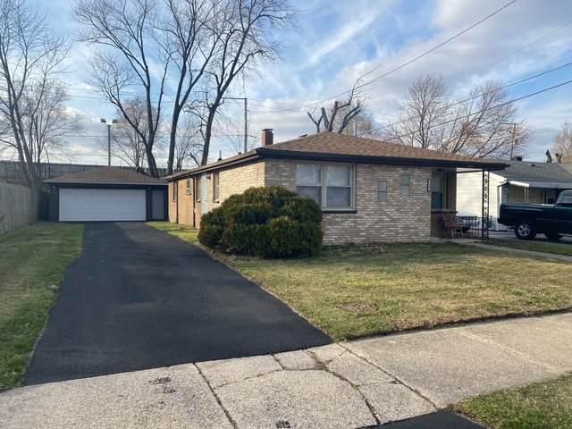 16452 California Avenue, Markham, IL 60428 (MLS #11086205) :: Helen Oliveri Real Estate