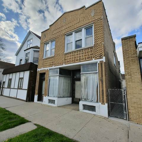 5436 W Fullerton Avenue, Chicago, IL 60639 (MLS #11086211) :: Littlefield Group