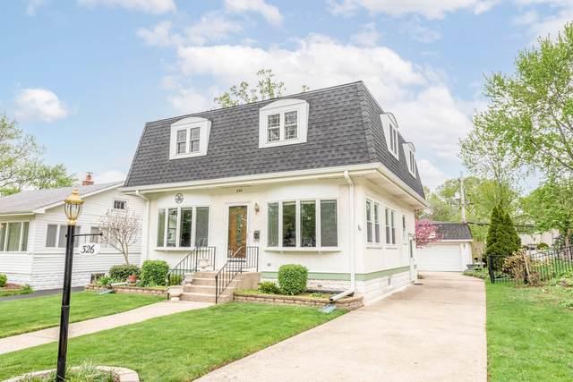 326 7th Street, Downers Grove, IL 60515 (MLS #11086233) :: Ryan Dallas Real Estate