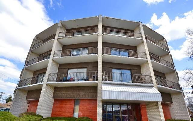 3900 W 95th Street #301, Evergreen Park, IL 60805 (MLS #11086255) :: Helen Oliveri Real Estate