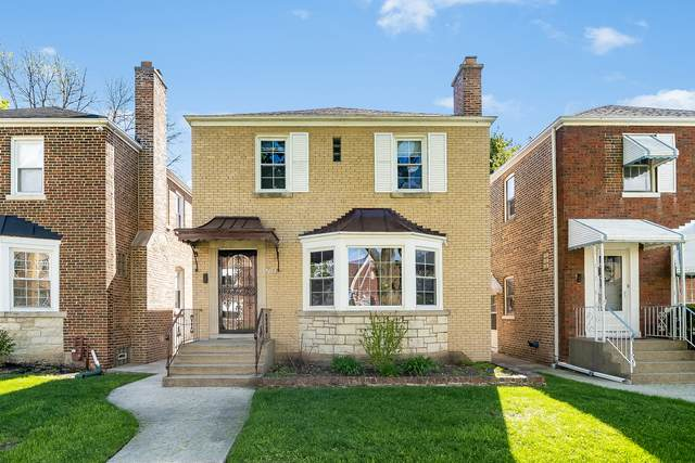 3055 N Menard Avenue, Chicago, IL 60634 (MLS #11086261) :: Littlefield Group