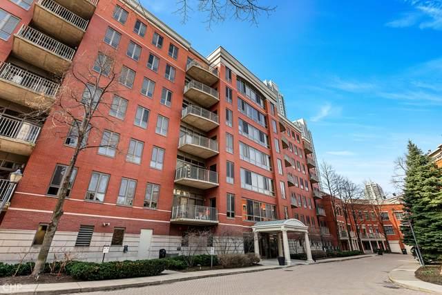 400 N Clinton Street #305, Chicago, IL 60654 (MLS #11086278) :: Helen Oliveri Real Estate