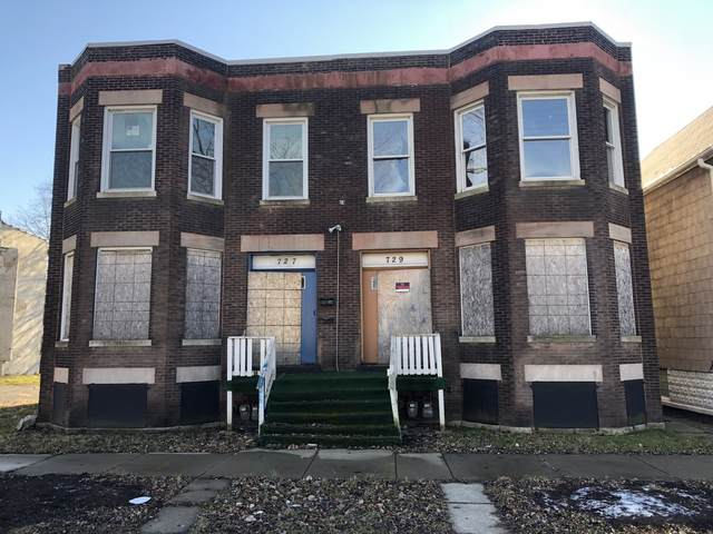 729 W 50th Street, Chicago, IL 60609 (MLS #11086315) :: Littlefield Group