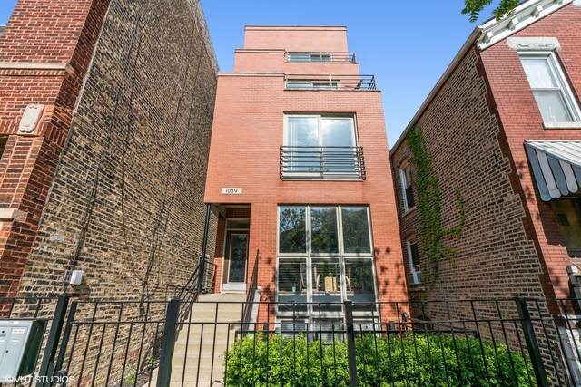 Address Not Published, Chicago, IL 60622 (MLS #11086321) :: Ryan Dallas Real Estate