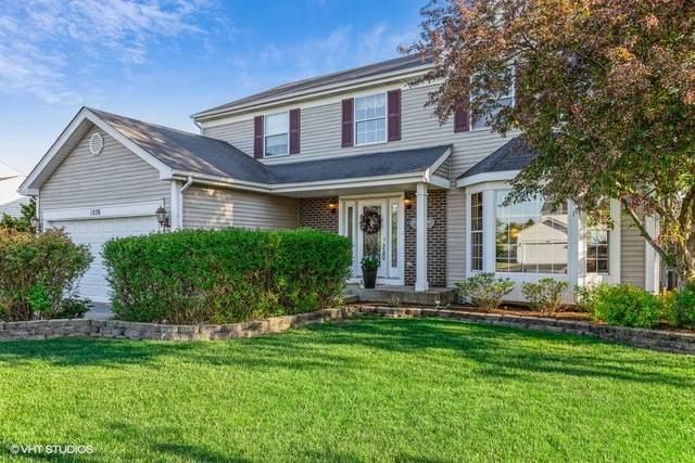 1076 W Stone Creek Circle, Crystal Lake, IL 60014 (MLS #11086322) :: BN Homes Group