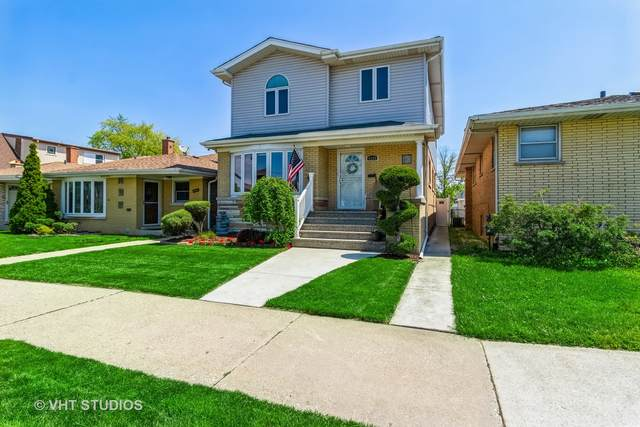 6155 S Rutherford Avenue, Chicago, IL 60638 (MLS #11086326) :: Littlefield Group