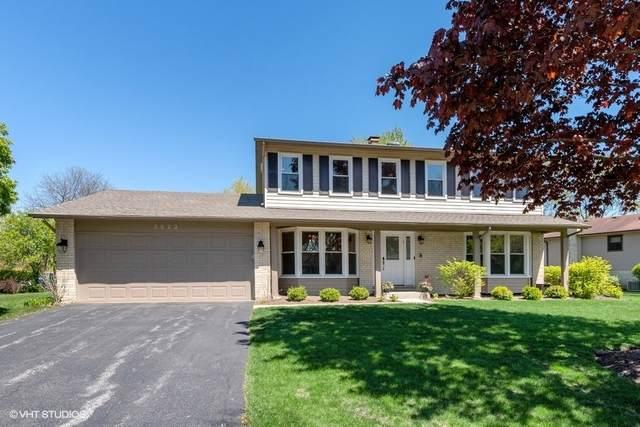 2923 Lexington Lane, Highland Park, IL 60035 (MLS #11086405) :: Helen Oliveri Real Estate