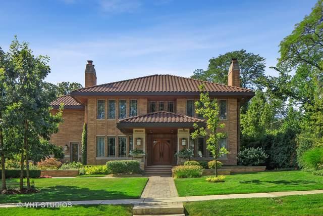 20 Center Street, Hinsdale, IL 60521 (MLS #11086431) :: Helen Oliveri Real Estate