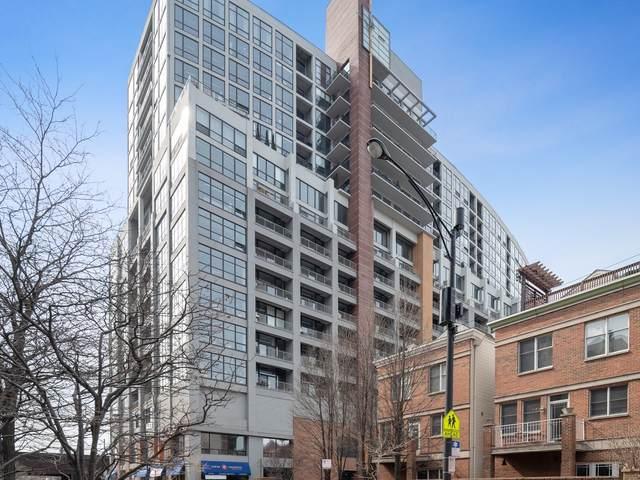 1530 S State Street #816, Chicago, IL 60605 (MLS #11086462) :: Ryan Dallas Real Estate