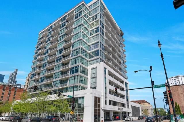 50 E 16th Street #307, Chicago, IL 60616 (MLS #11086465) :: Ryan Dallas Real Estate