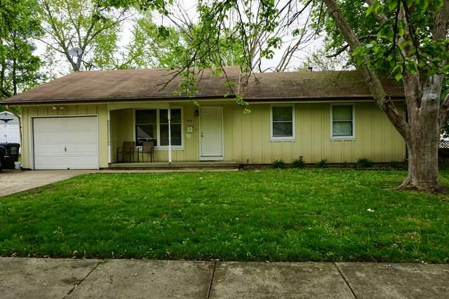 1516 Rutledge Drive, Urbana, IL 61802 (MLS #11086469) :: Ryan Dallas Real Estate