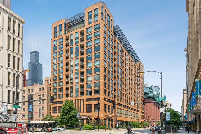 520 S State Street #1720, Chicago, IL 60605 (MLS #11086478) :: Littlefield Group