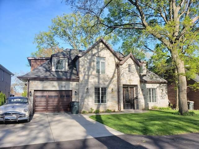 6839 N Cherry Lane, Lincolnwood, IL 60712 (MLS #11086492) :: Helen Oliveri Real Estate